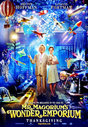 Mr. Margorium's Wonder Emporium